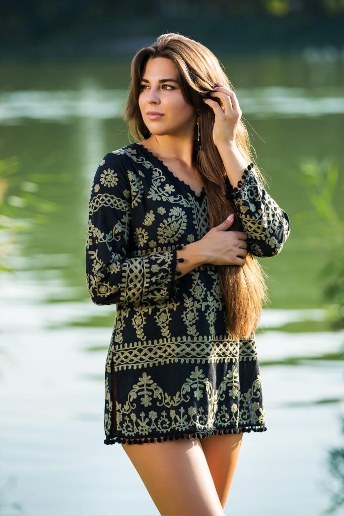 Женское туника Индия