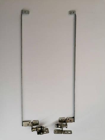 Б/У петли матрицы для ноутбука Lenovo 3000 G530 (EC04C000300+EC04C000400), фото 2