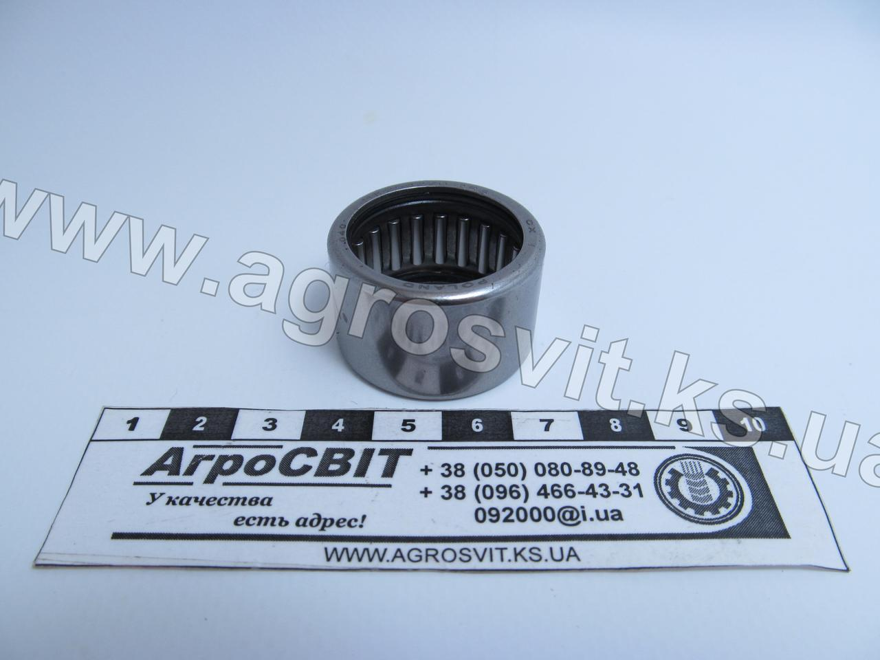 Подшипник HK 2520 (HN2520, НК253220), размеры 25х32х20 (Китай)