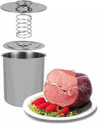 Ветчинница Biowin шинковар на 1.5кг мяса (met_PK-313015)