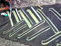 Лента рифленная с формовым бортом в Харькове