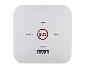 Умная WiFi GSM сигнализация SEVEN HOME A-7010