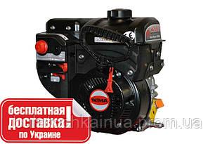 Двигун бензиновий WEIMA W210FS Q3 для снігоприбирачів (вал 19 мм, шпонка)