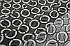 Хаки.Натуральна тканина штапель стрейч, палірована нитка, підвищеної щільності №197