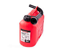 Канистра пластиковая для топлива CarLife 5 литров