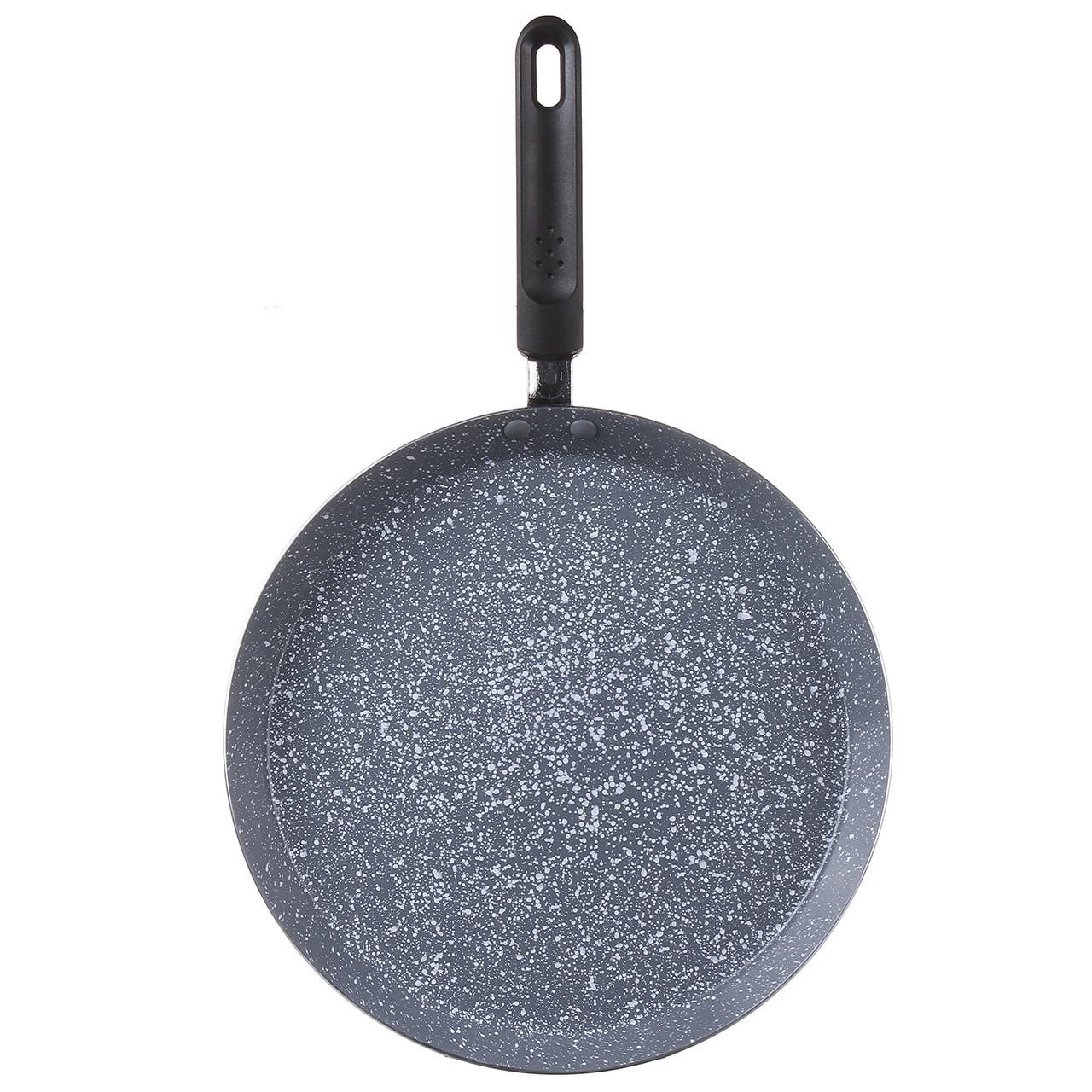 Сковорода для млинців A-PLUS мармурове покриття 24 см