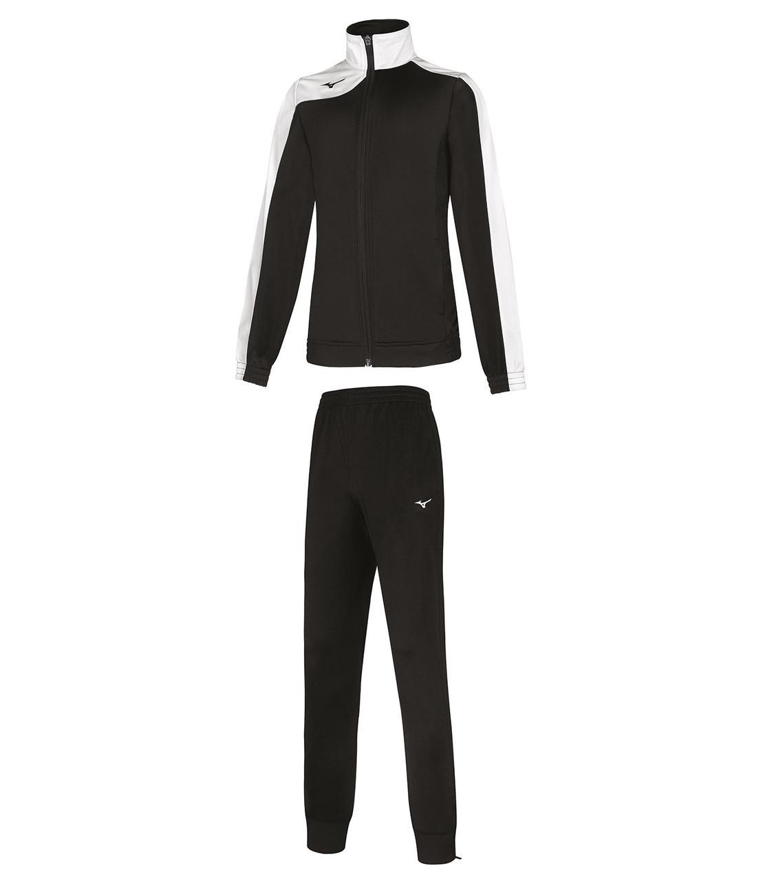 Спортивный костюм Mizuno Knitted Tracksuit Junior 32EG7406M-09