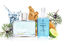 Аналог мужского парфюма Essential Sport 110ml в пластике