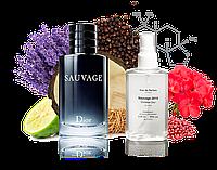 Аналог мужского парфюма Sauvage 110ml в пластике