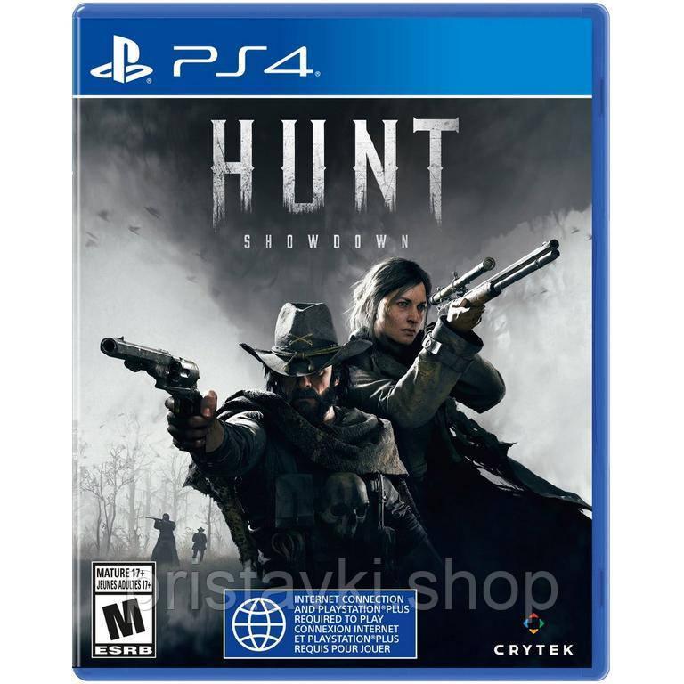 Hunt: Showdown PS4 \ PS5