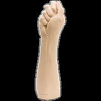 Фалоімітатор у вигляді руки The Fist, 35х9 див.
