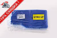 Элемент воздушного фильтра   Honda GYRO UP   (поролон с пропиткой)   (синий)   AS
