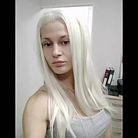 Парик платиновый блонд
