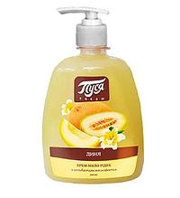 Жидкое мыло для рук антибактериальное, 0,5 л, Пуся