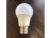 Лампа LED светодиодная 9 Вт 800Lm Е27 ярко-желтый свет