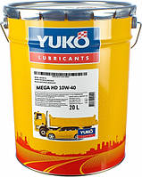 Масло YUKO MEGA HD 10W-40 20л.