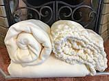Чехол, плед и подушка флисовые - комплект на кушетку, фото 10