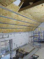 Як вибрати утеплювач для даху. Мінеральна вата.