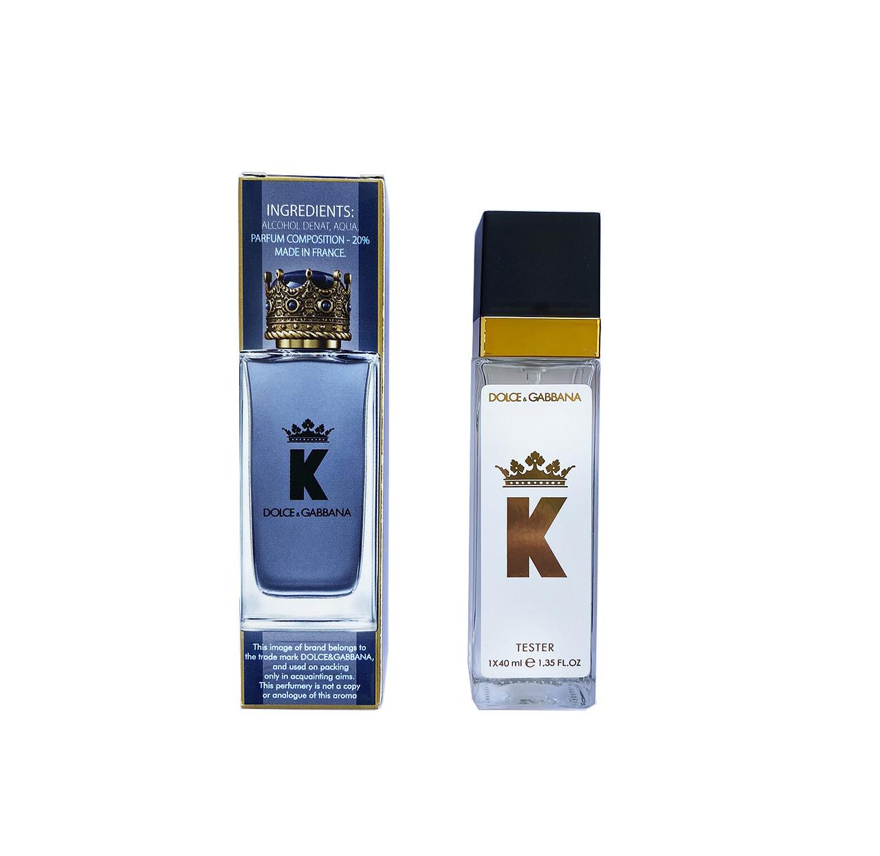 Dolce&Gabbana K 40 мл.