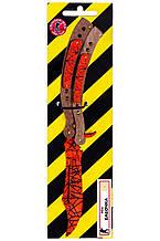 Деревянный нож Бабочка в раскраске из Counter-Strike