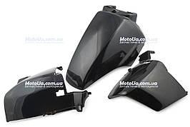 Переднее крыло (пластик) Honda LEAD AF-20 KOMATCU