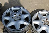 Диск литой для Mercedes C203, R15.