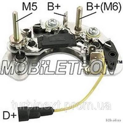 Выпрямитель диодный NISSAN 23230-Q9000, ROVER BAU5816 ILR569 CN MOBILETRON RL22H