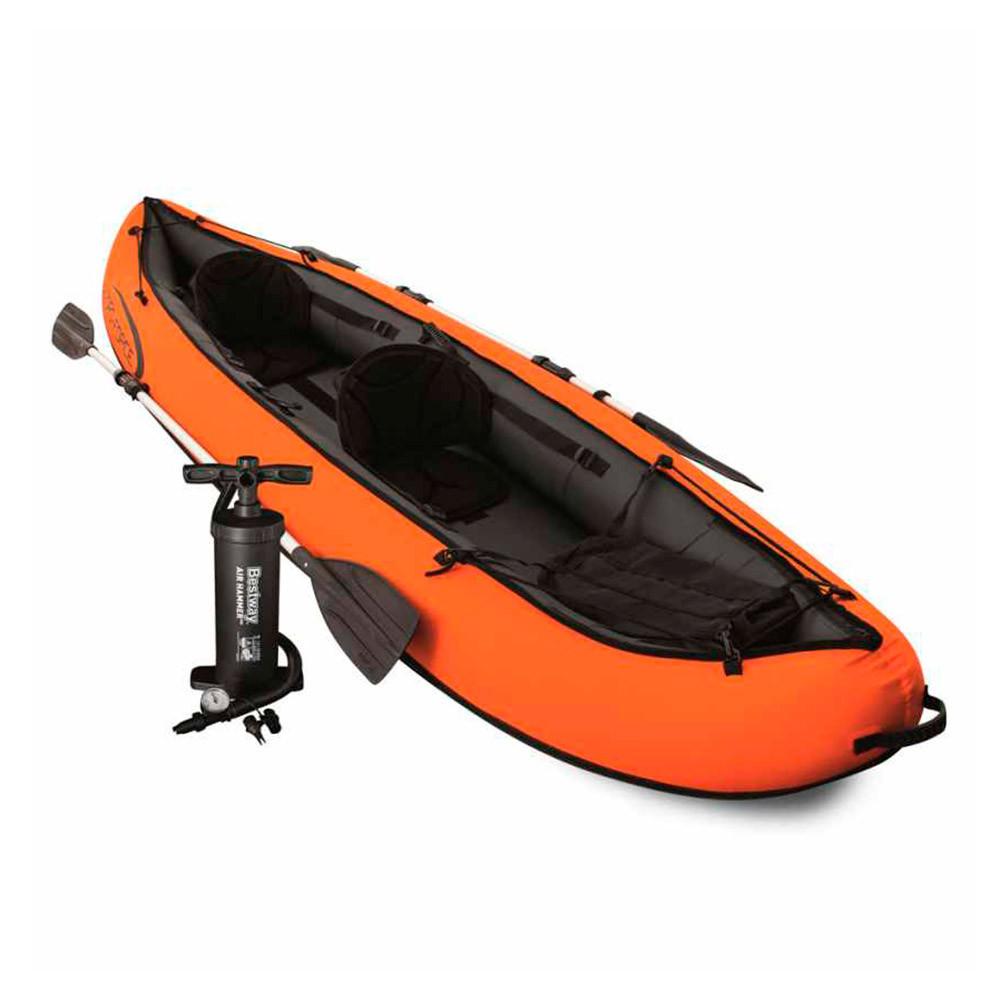 Надувная лодка Hydro-Force Raft Set с веслом BESTWAY 65025