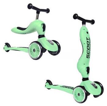 Scoot & Ride Highwaykick 1 2w1 Kiwi 96355
