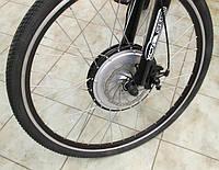 Управление работой мотор-колеса: датчик PAS и ручка газа