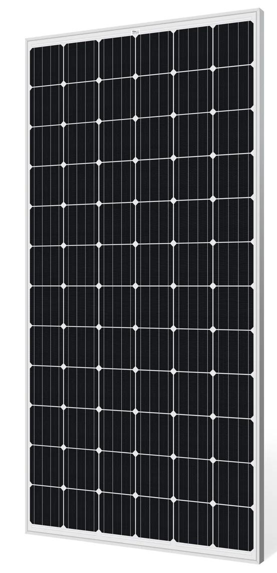 Сонячна панель British Solar BS-400M-144 моно