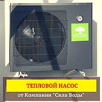 Эффективность воздушных тепловых насосов для отопления