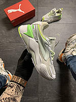 Puma Rs-x Reinvention Light Green