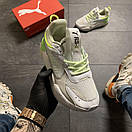 Puma Rs-x Reinvention Light Green, фото 3