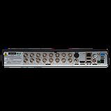 Гибридный видеорегистратор AHD Green Vision GV-A-S034/16 1080N, фото 3