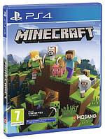 Игра Minecraft Bedrock Edition (Майнкрафт) для PS4