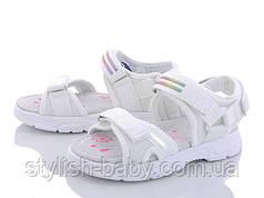 Детская летняя обувь оптом. Детские босоножки 2020 бренда СВТ - Meekone для девочек (рр. с 32 по 37)