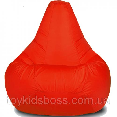 Крісло-мішок Груша Хатка маленька Червона (до 5 років)