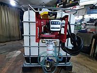 Міні АЗС для дизеля 220V Єврокуб. 60л\хв. з фільтром