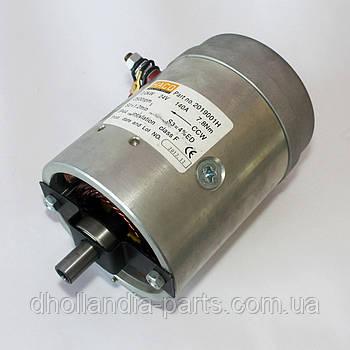 Мотор для гидроборта  2 кВт 24В (НАСО 2019001H)