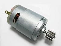Мотор редуктора детского электромобиля JiaJia 380 класса 10000 RPM 12V