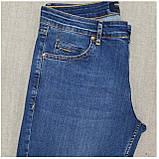"""Мужские джинсы Franco Benussi 21-362 Torino L 36"""" синие, фото 10"""