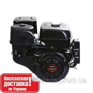 Двигатель бензиновый WEIMA WM190FЕ-S NEW (25 мм, шпонка, эл/старт, бензин 16л.с.).