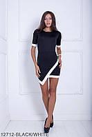 Жіноче плаття Подіум Ruellia 12712-BLACK S Чорний
