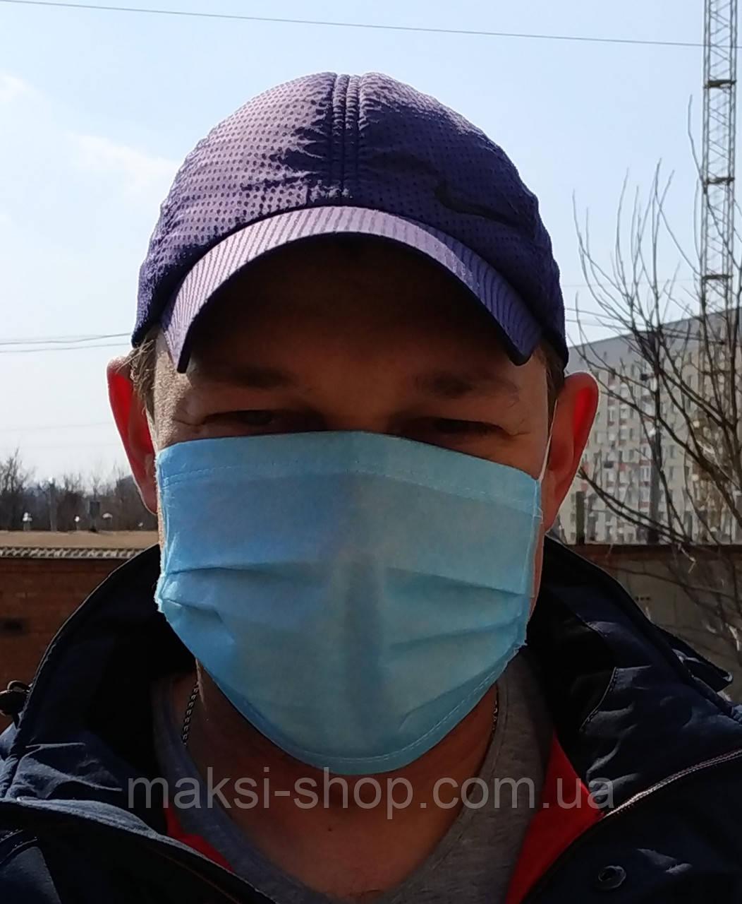 Защитная маска  не медицинская