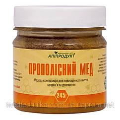 Прополисный мед, 245 г