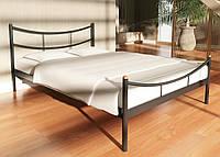 Кровать металлическая SAKURA-1 Метакам. Металева кровать Loft