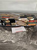 Набор паштетов 3 Terrines de Pate 540 грм