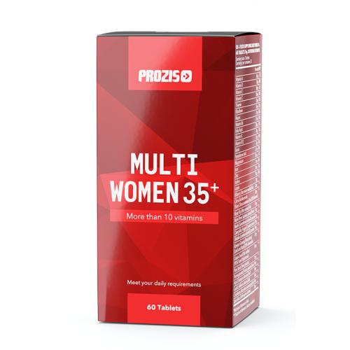 Витамины и минералы для женщин Prozis Multi Women 35+ 60 таб