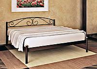 Кровать металлическая VERONA-1 Метакам. Металева кровать Loft
